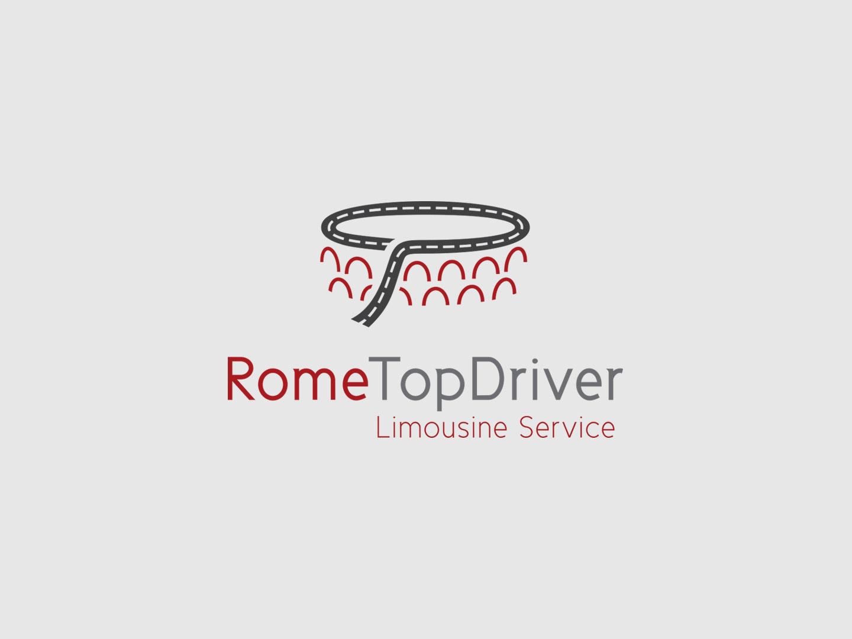 logo rome top driver