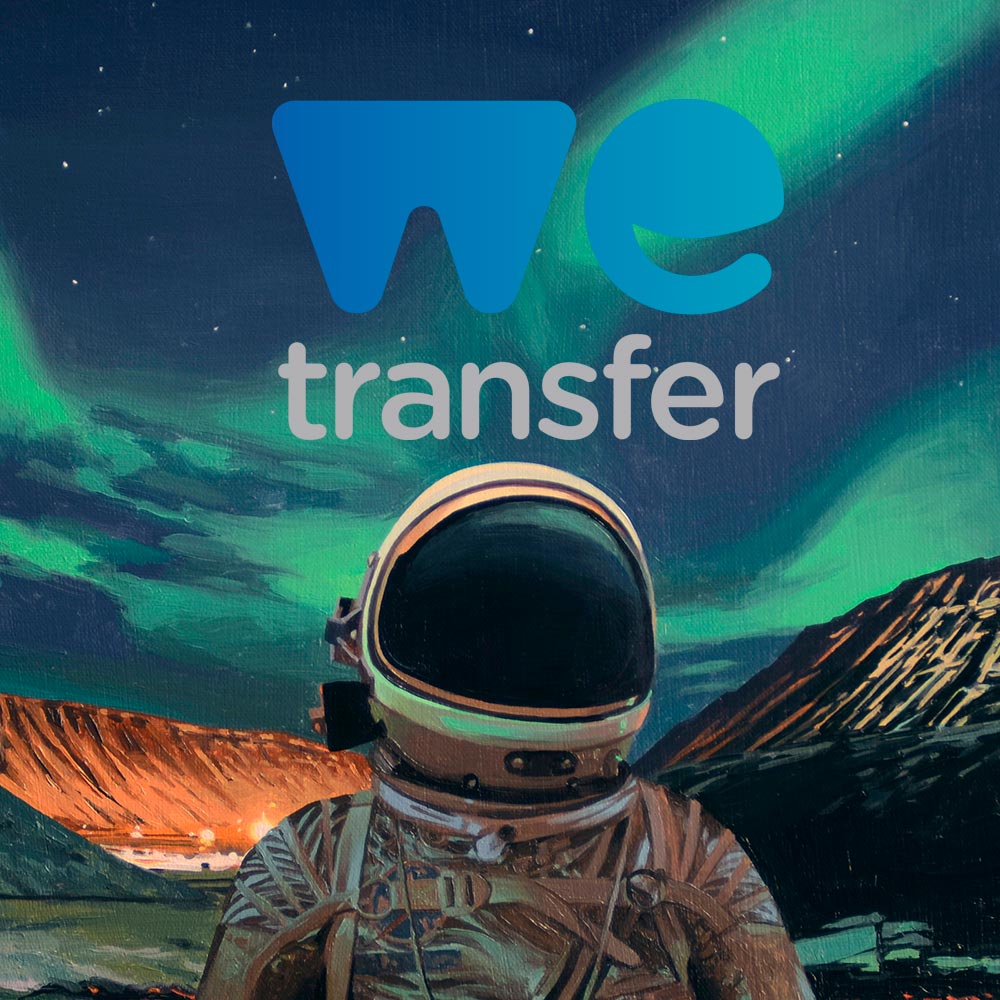 wetransfer per inviare file