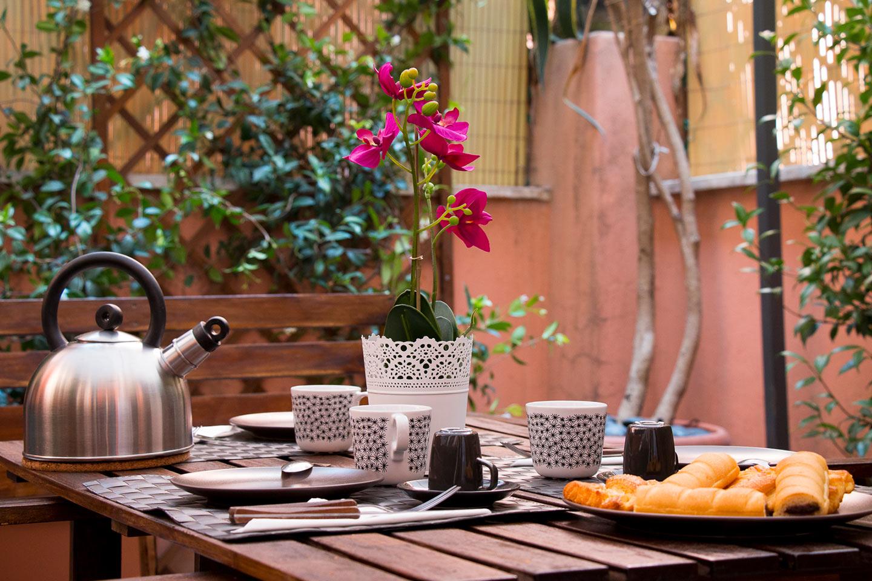 servizio fotografico casa vacanze a roma