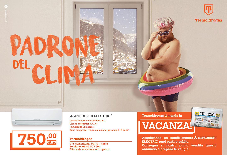 campagna pubblicitaria termoidrogas