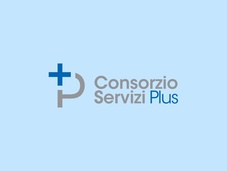 logo per consorzio servizi plus