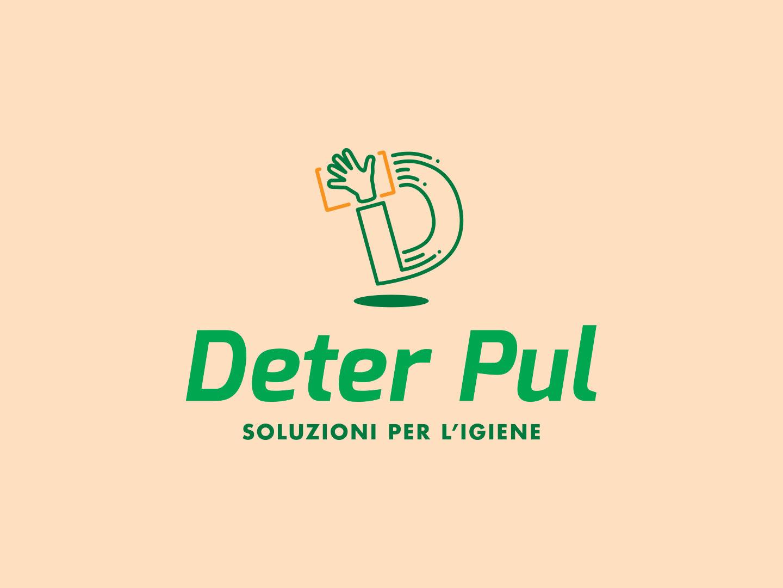 logo e immagine coordinata deter pul