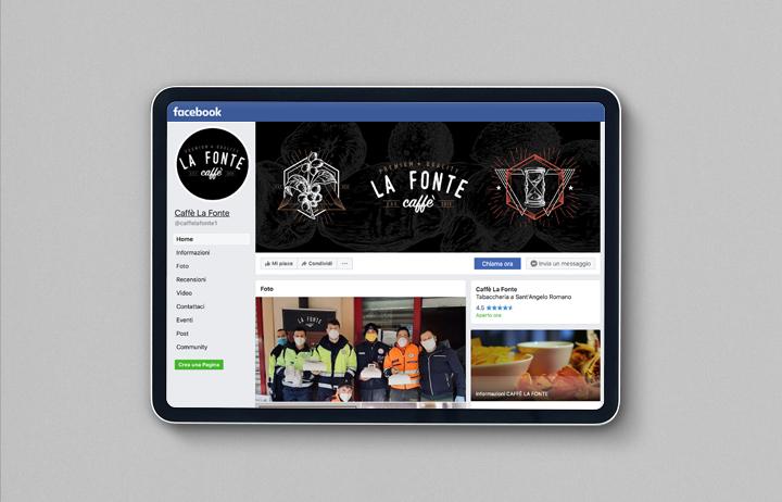 profilo facebook la fonte caffè