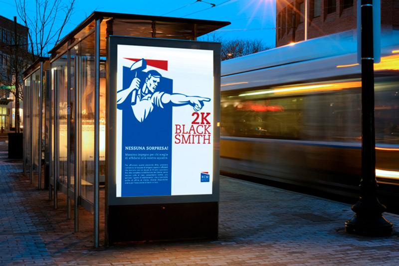 campagna pubblicitaria rcm metalli