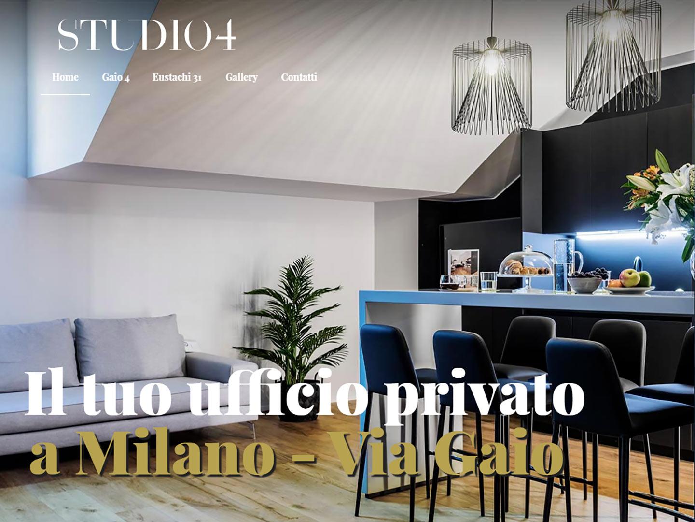 realizzazione sito web studio4